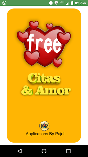 Citas y Amor screenshot
