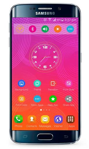 Launcher Nokia 6 theme 1.0.7 screenshots 1