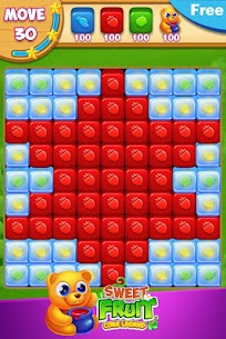 Sweet Fruit Cube 3