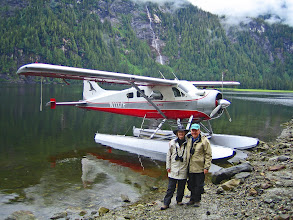 Photo: On The Ground, Misty Fjords Near Ketchikan