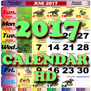 Kalendar 2017 - Malaysia (HD) – Android Apps on Google Play