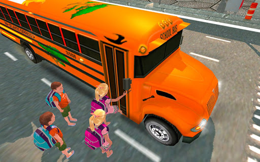SMA Bus Driving 3D 1.2.9 screenshots 12