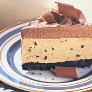 Mocha Ice Cream Cake Recipe