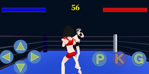 Télécharger Filles de kickboxing APK MOD (Astuce) screenshots 1