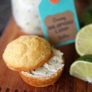 Creamy Jalapeño-Lime Butter