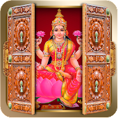 Lakshmi Ji Door Lock Screen