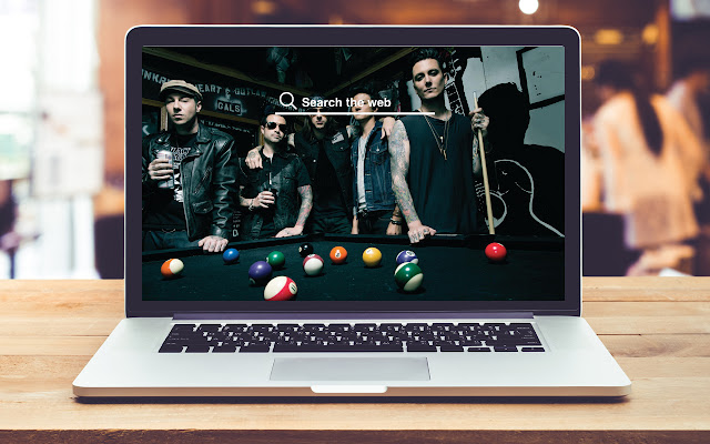Avenged Sevenfold HD Wallpapers Music Theme
