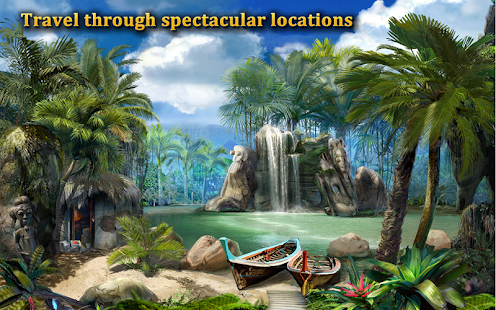 Time Gap Hidden Object Mystery- screenshot thumbnail