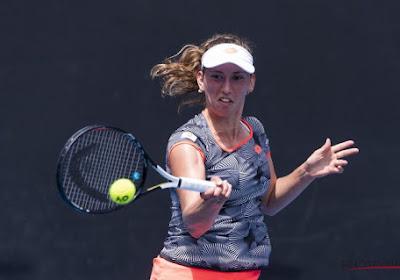 """Elise Mertens n'arrive pas à enchaîner : """"Le niveau du tennis féminin est très élevé à l'heure actuelle"""""""