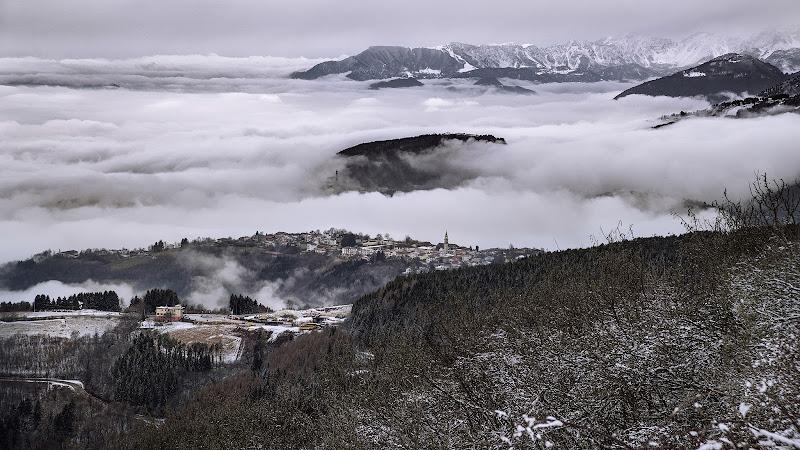 winter clouds di Cho