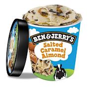 Ben & Jerry's Salted Caramel Almond