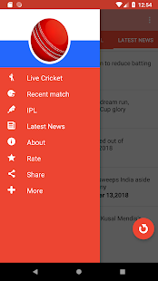 CrickBuzz 2018 : Cricket News and Lives for PC-Windows 7,8,10 and Mac apk screenshot 8