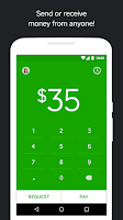 Screenshot of Square Cash