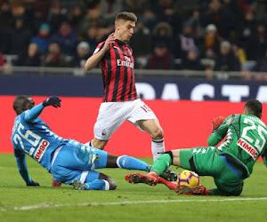 De ene spits is de andere niet: Pool doet nu al even goed als voorganger op een half jaar bij Milan