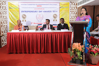 Photo: Special Address by Dr. V. Padmavathy, Chairperson, Serva Santhi Educational Trust, Chennai