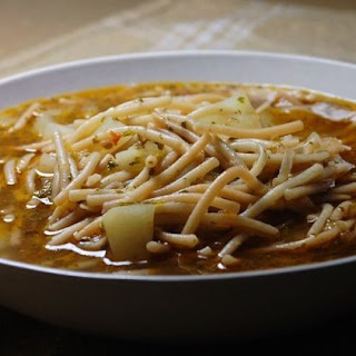 Sopa de Fideo.