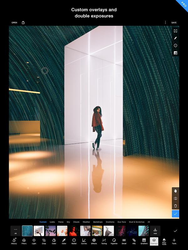 Polarr Photo Editor screenshots