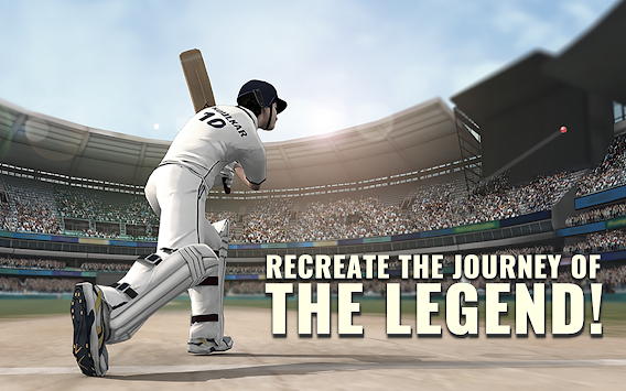 SACHIN чемпіонів Saga Cricket APK screenshot thumbnail 7