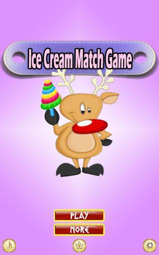 Ice cream Match 3 Games
