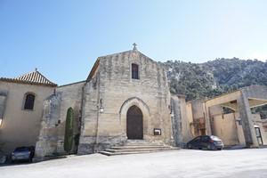 photo de église de Robion