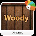 XPERIA™ Woody Theme icon
