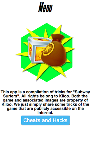Trick Guide for Subway Surfers