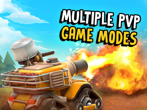 Pico Tanks: Multiplayer Mayhem modavailable screenshots 10