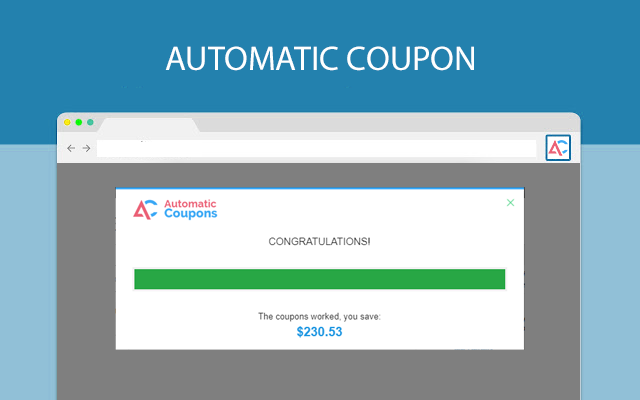 Automatic Coupons: Save With Free Promo Codes