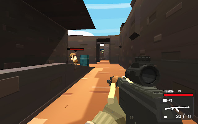 Pixel Force Game Online