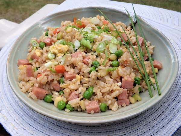 Yaeko's Fried Rice Recipe