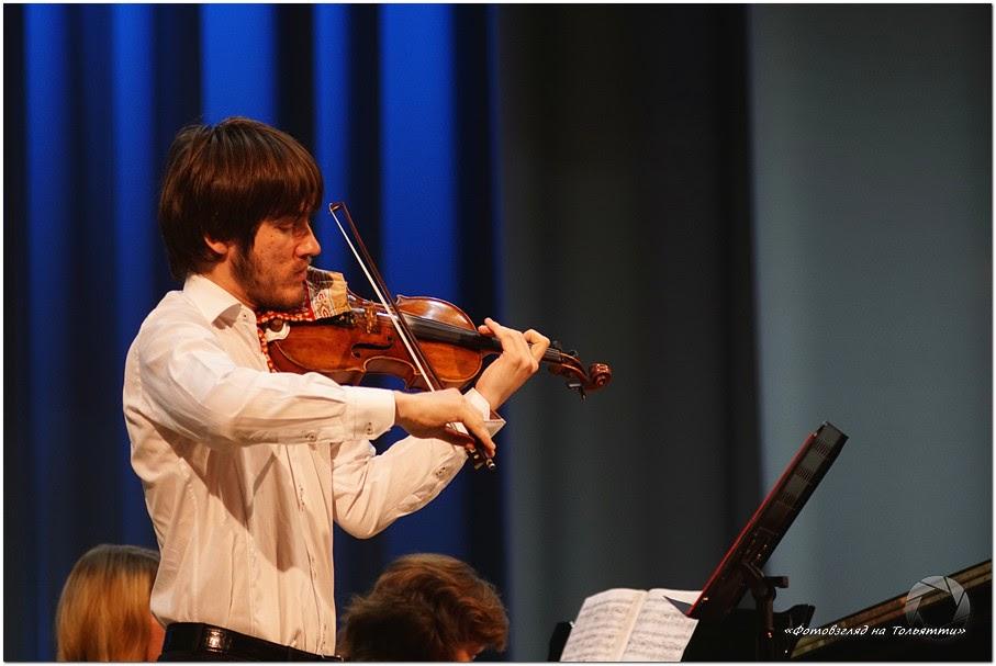 Тимур Гилязутдинов (скрипка)