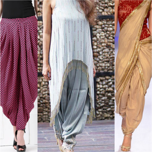 Dhoti Palazzo Tulip Design Android APK Download Free By Fashion Design