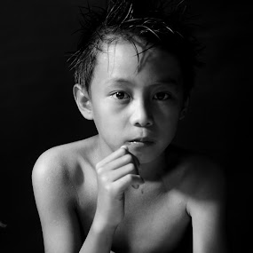 by Barita Mabbiritta - Babies & Children Child Portraits