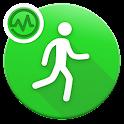 mobiefit WALK Pedometer Coach icon