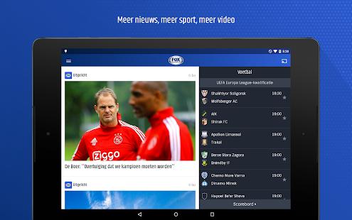 FOX Sports NL Screenshot 6