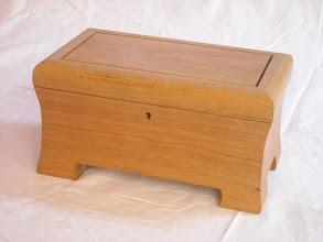 Photo: cherry box