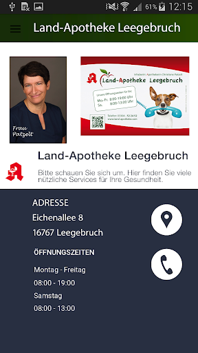 Land-Apotheke Leegebruch