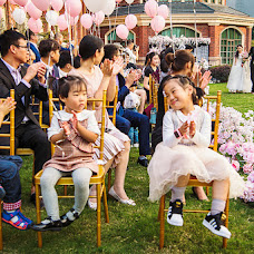 Wedding photographer Moana Wu (MoanaWu). Photo of 09.10.2018