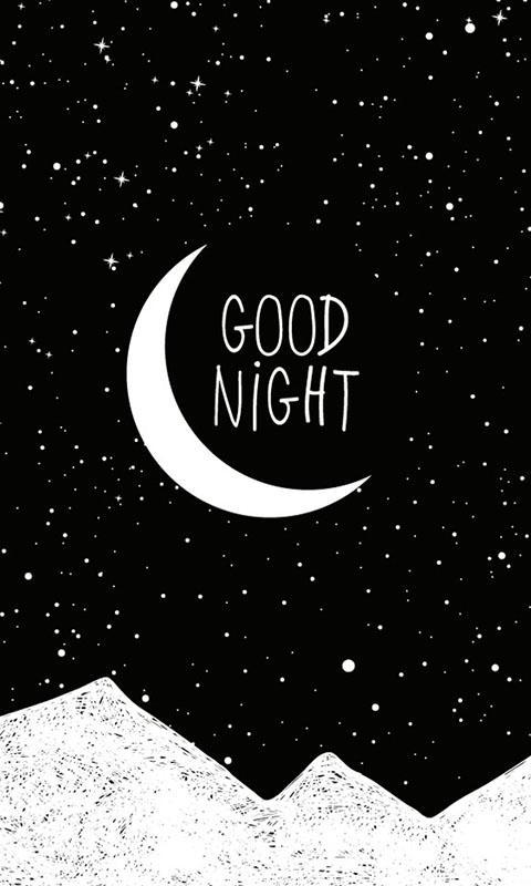 картинки на английском спокойной ночи