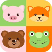 Animals Matches Puzzle Game