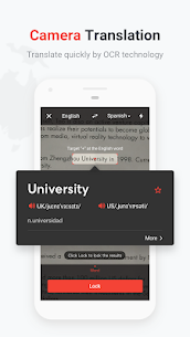 U-Dictionary: Oxford Dictionary Free Now Translate App Download For Android and iPhone 6