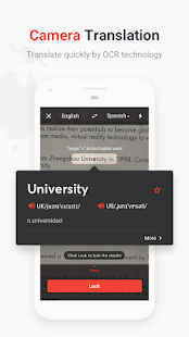 App U-Dictionary: Oxford Dictionary Free Now,Translate APK for Windows Phone