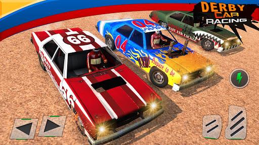 Derby Car Crash Stunts Demolition Derby Games apkpoly screenshots 14