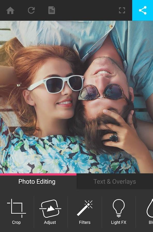 Photofy Photo Editing Collage- screenshot