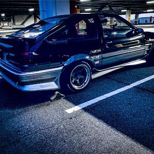 スプリンタートレノ AE86 昭和62年式GT-APEXのカスタム事例画像 F.F.R ざっくぅ(-Aさんの2020年06月03日21:02の投稿