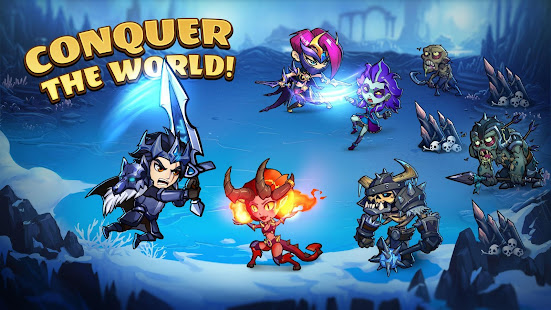 Game Mighty Party: Legends of Battle Heroes. APK for Windows Phone