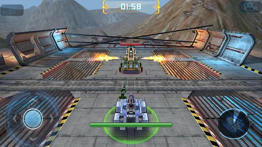 Robot Crash Fight 1.0.2 screenshots 21