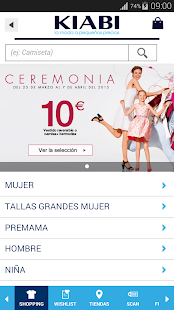 KIABI Español - screenshot thumbnail