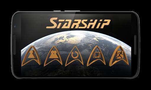 Schiffe versenken - Starship