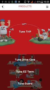 Tune Protect- screenshot thumbnail